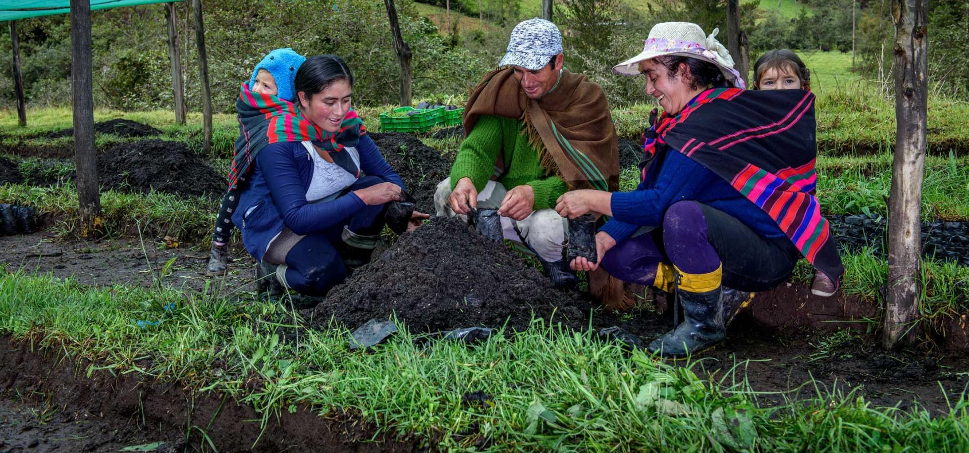 Conservación y uso sostenible de ecosistemas altoandinos del Perú a través del pago por servicios ambientales para el alivio de la pobreza rural y la inclusión social