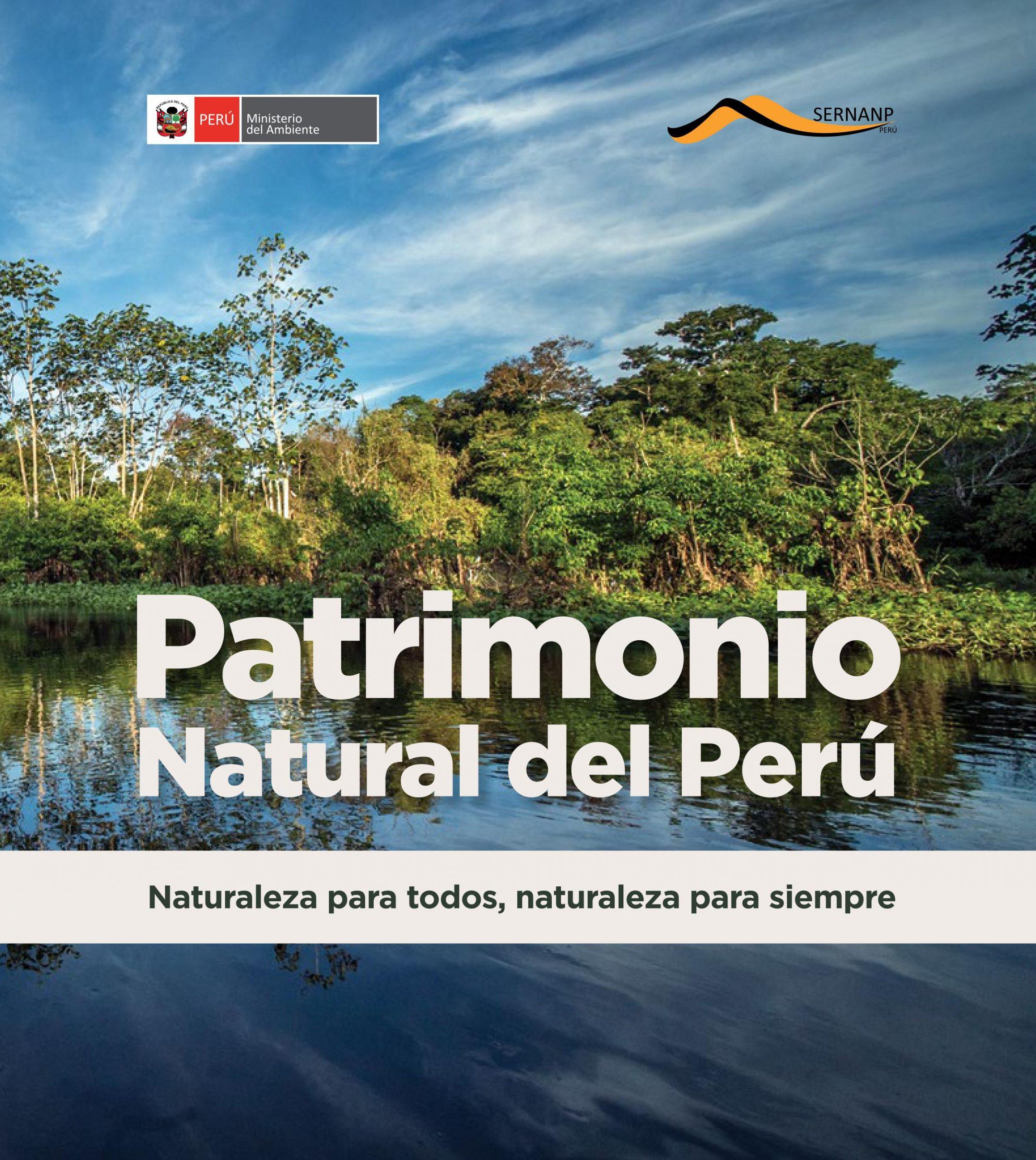 Fondo de transición de la Iniciativa Patrimonio del Perú para las áreas naturales protegidas del bioma amazónico
